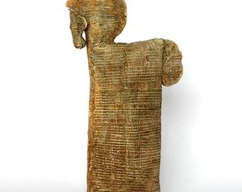 Ha Noi, Ceramic Horse, ceramic sculpture, art, handmade