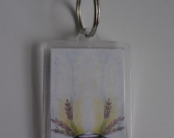Clearing Affirmation Keyring