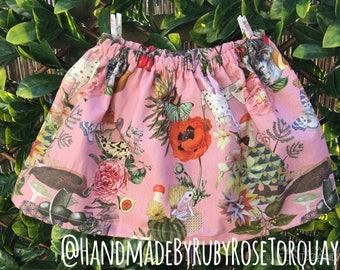 Kitsch unique handmade skirt