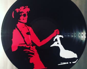 Residents duck stab art record