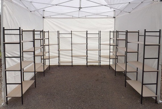 10 39 x 10 39 canopy booth or indoor display booth craft for Used craft fair tents