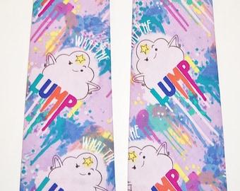 Adventure Time Lump! Inspired Adult Necktie Full Color Neckties, Geeky Ties, Ties