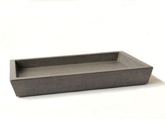 SALE: Concrete Valet Tray