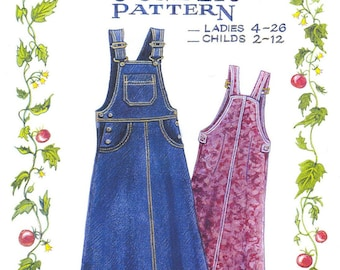 Buckle Jumper pattern Childs sizes by Paisley Pincushion
