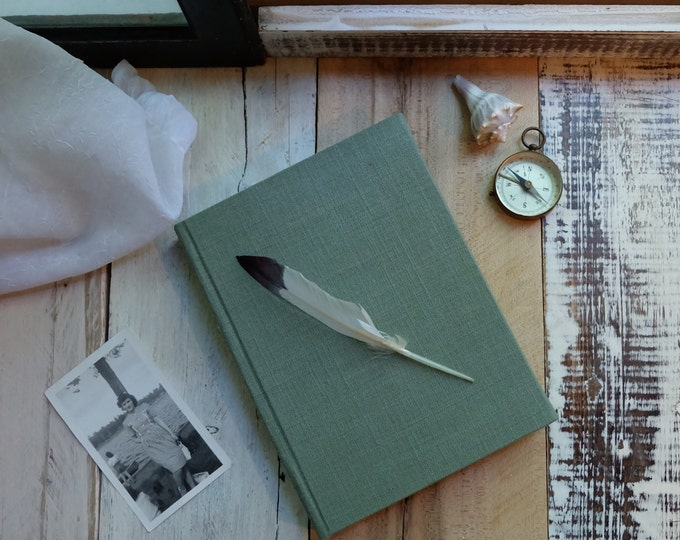 Linen Sketchbook