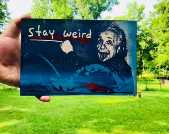 Stay Weird (big)