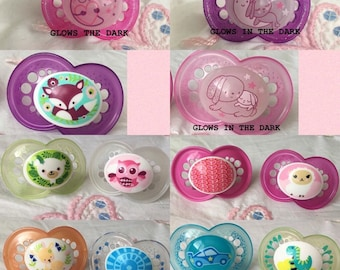 MAM baby modified adult pacifiers | ddlg abdl cgl