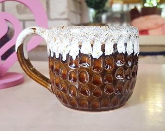 Espresso mug 200ml Mother's Day Ceramic coffee mug Small mug Tactile mug Small pottery mug Clay mug Pottery mug Ceramic mug Coffee cup