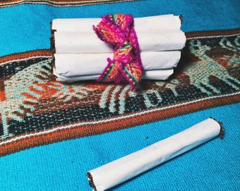 Mapacho Hand Rolled Incense - Various Sizes