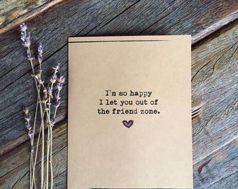 Valentine S Day Card Love Birthday Card Fiance