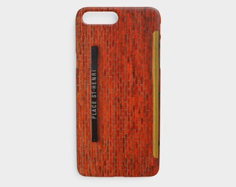 iPhone 7 / 8 Case, 'Place St-Henri', Montreal, Art for your iPhone