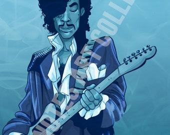 Prince 11 x 17 Print