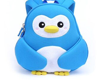 Baby Penguin Backpack