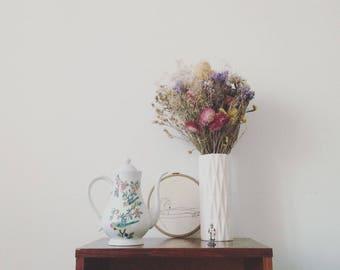 Wild rose teapot