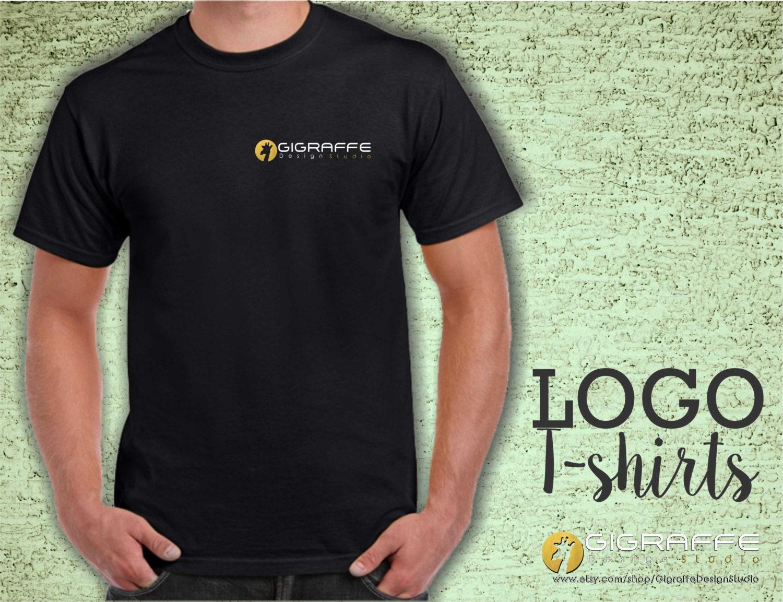 Business logo t-shirts / Custom t-shirts / Business uniforms /