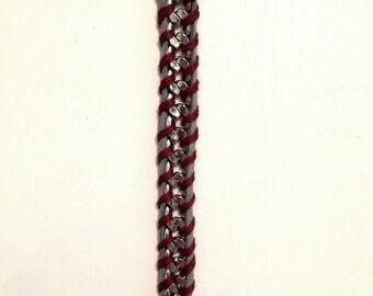 Braided Bangle Bracelet