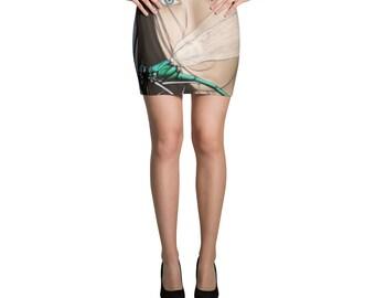 Girls Mini Skirt