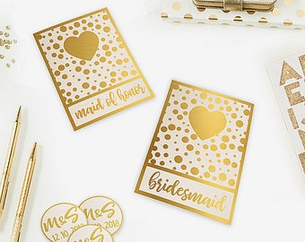 Custom bridesmaid cards Custom tags Wedding favor tags Wedding shower tags Bridesmaid gift tags Custom wedding tags Custom bridesmaid tags