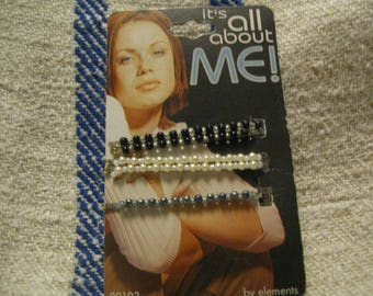 Hair Accessories Bobby Pins lot of 5  It's all about me hair bobby pins Pastel Goth 90s Free Shipping
