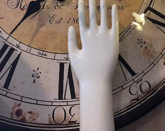 Vintage Decor Industrial Glove Mold Form