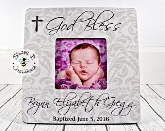 ON SALE Baptism Gift for Baby, Godchild Gift, Baby Baptism, Christening, Dedication, Newborn Baby Gift, Goddaughter, Godson, Baby Girl, Baby