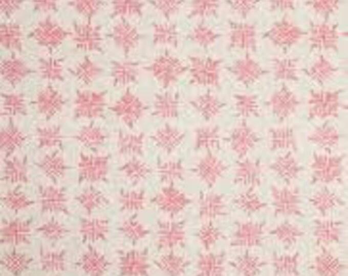 Schuyler Samperton firefly rose/pink. Pillow Cover