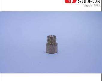 Brass Reducer F.BECS, M.10X1, Girard Sudron