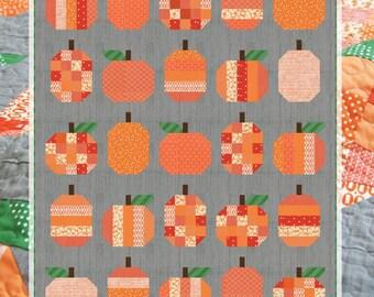 Pumpkins quilt pattern by Cluck Cluck Sew,ccs 167