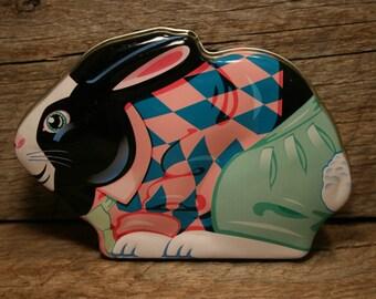 stylin' bunny tin