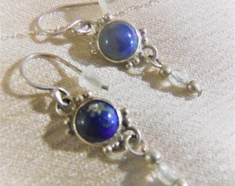 Itsy Ritzy Gemstone Earrings