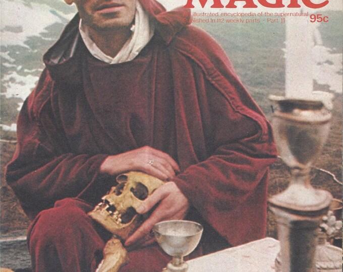 Man, Myth and Magic Part 11 Magazine by Richard Cavendish 1970