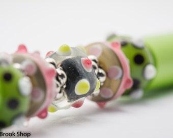Jubilee Beaded Pen Gift | Journal Beaded Pen | Writing Beaded Pen | Glass Beaded Pen | Bead Pen Gift | Unique Beaded Pen | Pen - PN00060
