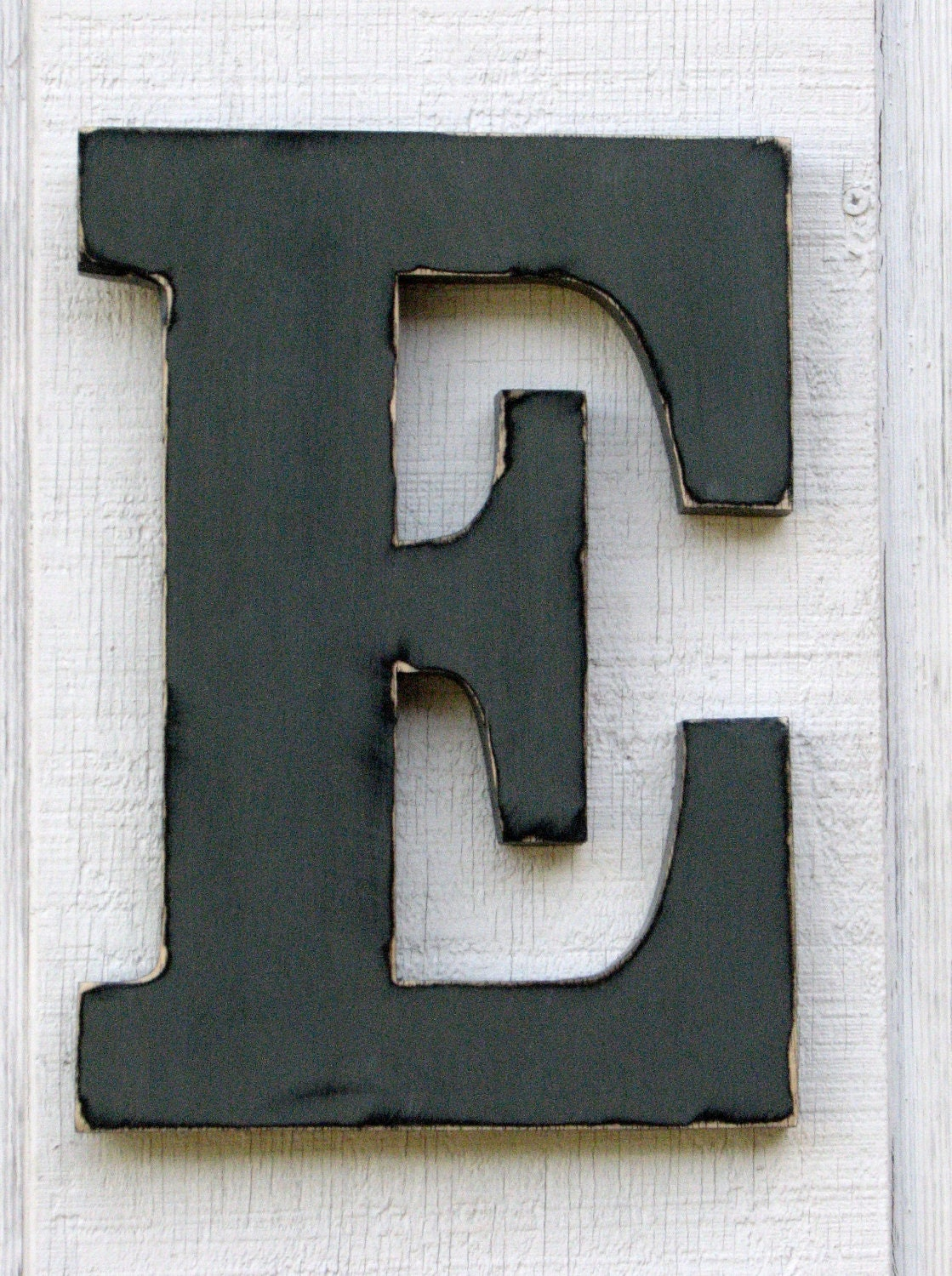 Letter E Wall Decor Baby Nursery Decor Wood Wooden Letters Wall Letters Baby Room
