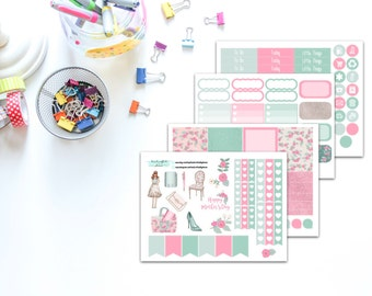 Mothers Day Sticker Kit for Planners, Journalling and Penpalling