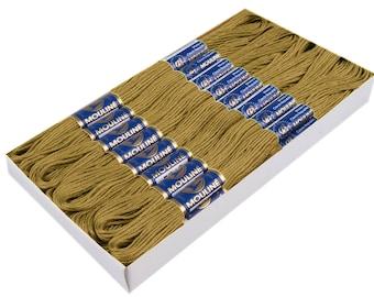 24 Docking Embroidery/Stick Twist #6232 Moss