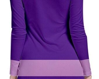 Daphne-Inspired Costume CosPlay Dress