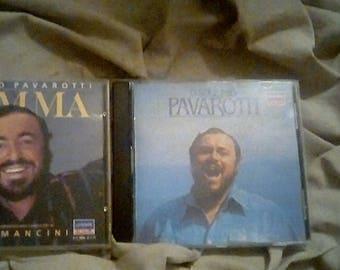Luciano Pavaroti Two CD Set O Sole Mio Mamma