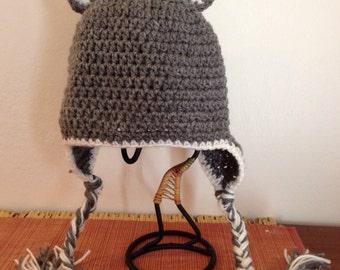 Wolf Hat Pattern