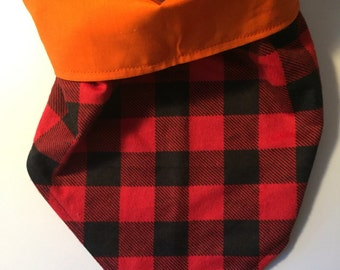 The Hunter Plaid Bandana