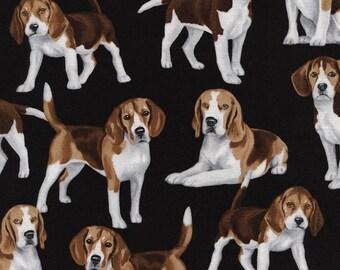 Beagles - Custom Made Scrub Tops Nursing Uniforms