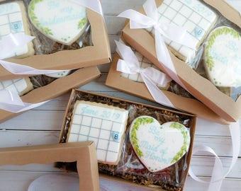 Be My Bridesmaid SUGAR COOKIE GIFT Set Boxed