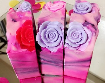 Flirtation Bar Soap | Handmade Bar Soap
