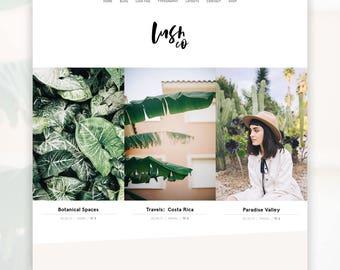 Lush - WordPress Blog & Shop Theme - Modern WordPress Theme