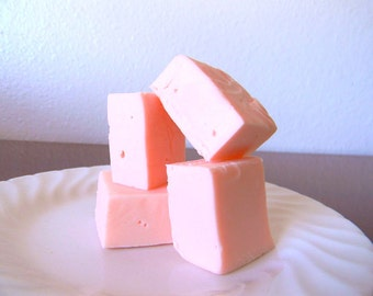 Julie's Fudge - PINK LEMONADE - Half Pound