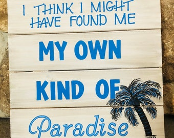 Zac Brown Band: My Own Kind of Paradise