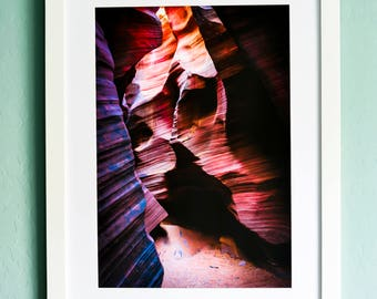 Upper Antelope Canyon, Slot Canyon, Page Arizona,