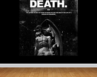 DEATH [020] - 'Life Chronicles' Print