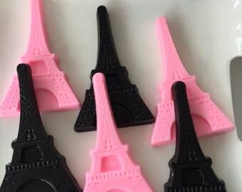 Eiffel Tower Soap - Eiffel Tower Gift - Paris Gift Soap - Paris Soap - Bridal Shower Favors - Paris Wedding