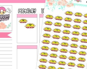 Icon Nacho Stickers (10)