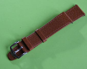 Bracelet watches MARCCO genuine leather 18 mm
